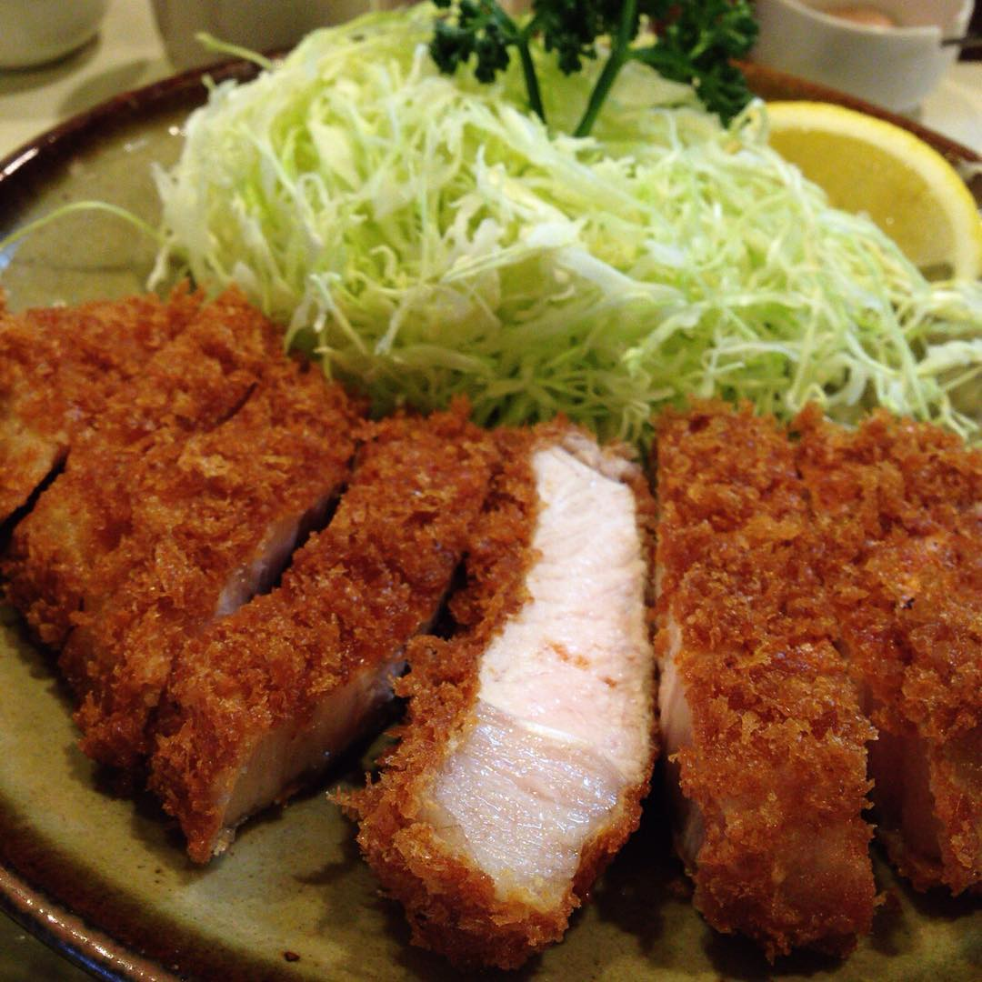横浜No.1のとんかつと言っていいでしょう、関内の「丸和」