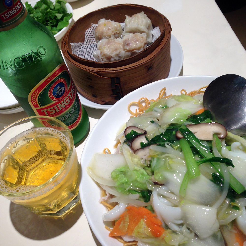 お粥の名店「謝甜記(シャテンキ)」貮号店はお粥以外のメニューもおいしい!